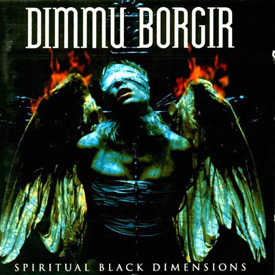 <i>Spiritual Black Dimensions</i> 1999 studio album by Dimmu Borgir