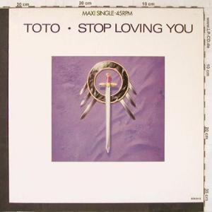 Stop Loving You Toto song