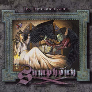 <i>The Damnation Game</i> (album) 1995 studio album by Symphony X