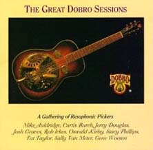 <i>The Great Dobro Sessions</i> 1994 studio album by various artists