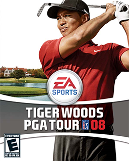 Tiger Woods PGA Tour 08 (account)