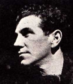 Tom Clancy (singer) Irish singer and actor