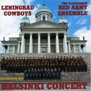 <i>Total Balalaika Show – Helsinki Concert</i> 1993 live album by Leningrad Cowboys and the Alexandrov ensemble