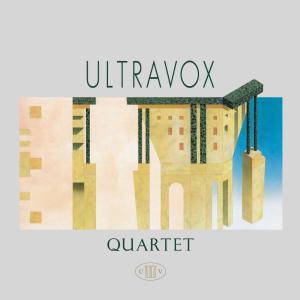 <i>Quartet</i> (Ultravox album) 1982 studio album by Ultravox