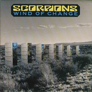 Wind of Change (Scorpions song) 1990 Scorpions song