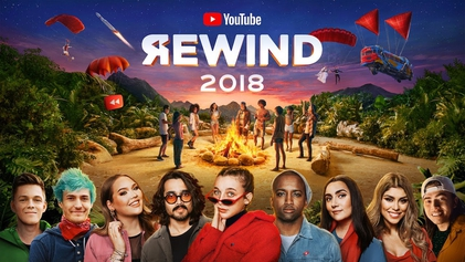 YouTube Rewind 2018: Everyone Controls Rewind - Wikipedia