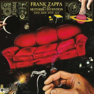 <i>One Size Fits All</i> (Frank Zappa album) 1975 studio album by Frank Zappa and the Mothers of Invention