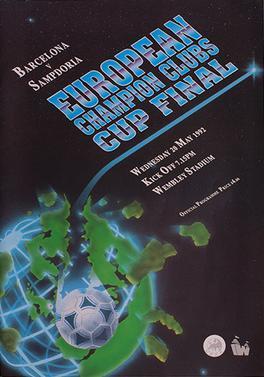 1992 European Cup Final Wikipedia