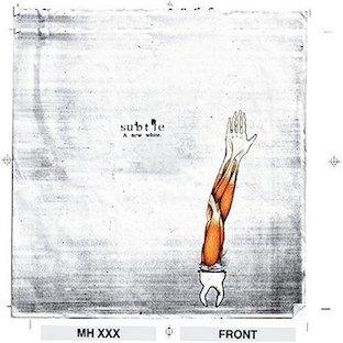 <i>A New White</i> 2004 studio album by Subtle
