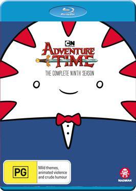 Adventure Time (season 9) - Wikipedia