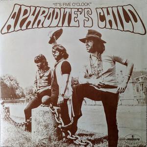 <i>Its Five OClock</i> 1969 studio album by Aphrodites Child