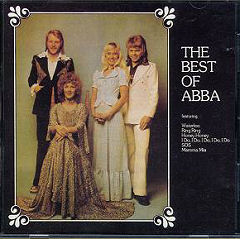 The Best of ABBA artwork