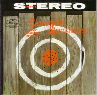 <i>Cannonballs Sharpshooters</i> 1958 studio album by Cannonball Adderley