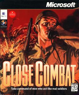 <i>Close Combat</i> (video game) 1996 video game