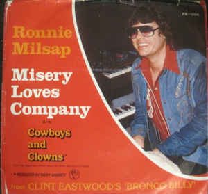 Cowboys and Clowns 1980 single by Ronnie Milsap