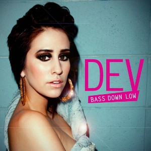 Dev featuring The Cataracs — Bass Down Low (studio acapella)