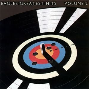 Eagles Greatest Hits, Vol. 2 artwork