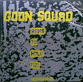 The Goon Squad — Eight Arms to Hold You (studio acapella)