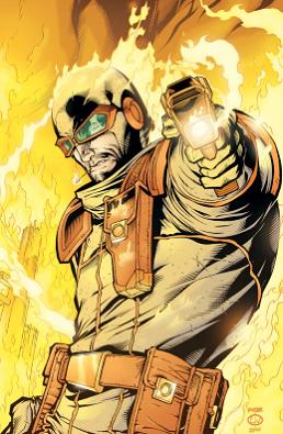 Resultado de imagem para heat wave dc comics