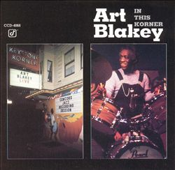 <i>In This Korner</i> 1978 live album by Art Blakey and the Jazz Messengers