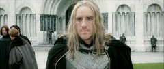 Beregond Lord Of The Rings