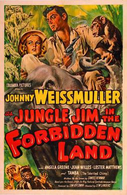 Jungle Jim in the Forbidden Land