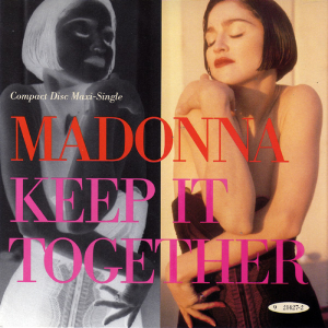 Madonna — Keep It Together (studio acapella)