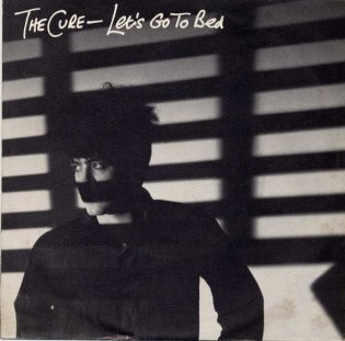 Cover image of song Lets Go to Bed by The Cure