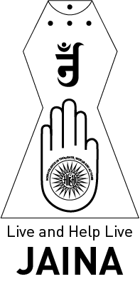 Logo of Federation of Jain Associations in North America (JAINA).png
