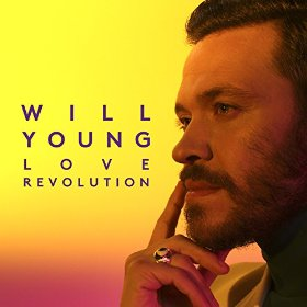 Will Young - Love Revolution (studio acapella)