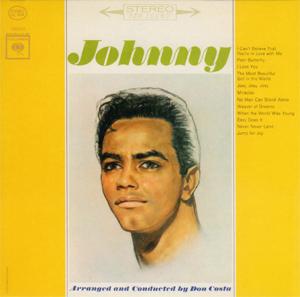<i>Johnny</i> (Johnny Mathis album) 1963 studio album by Johnny Mathis