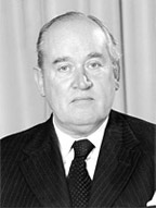 Michael Hanley Director-General of MI5