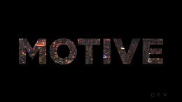 <i>Motive</i> (TV series) Canadian police procedural crime drama television series