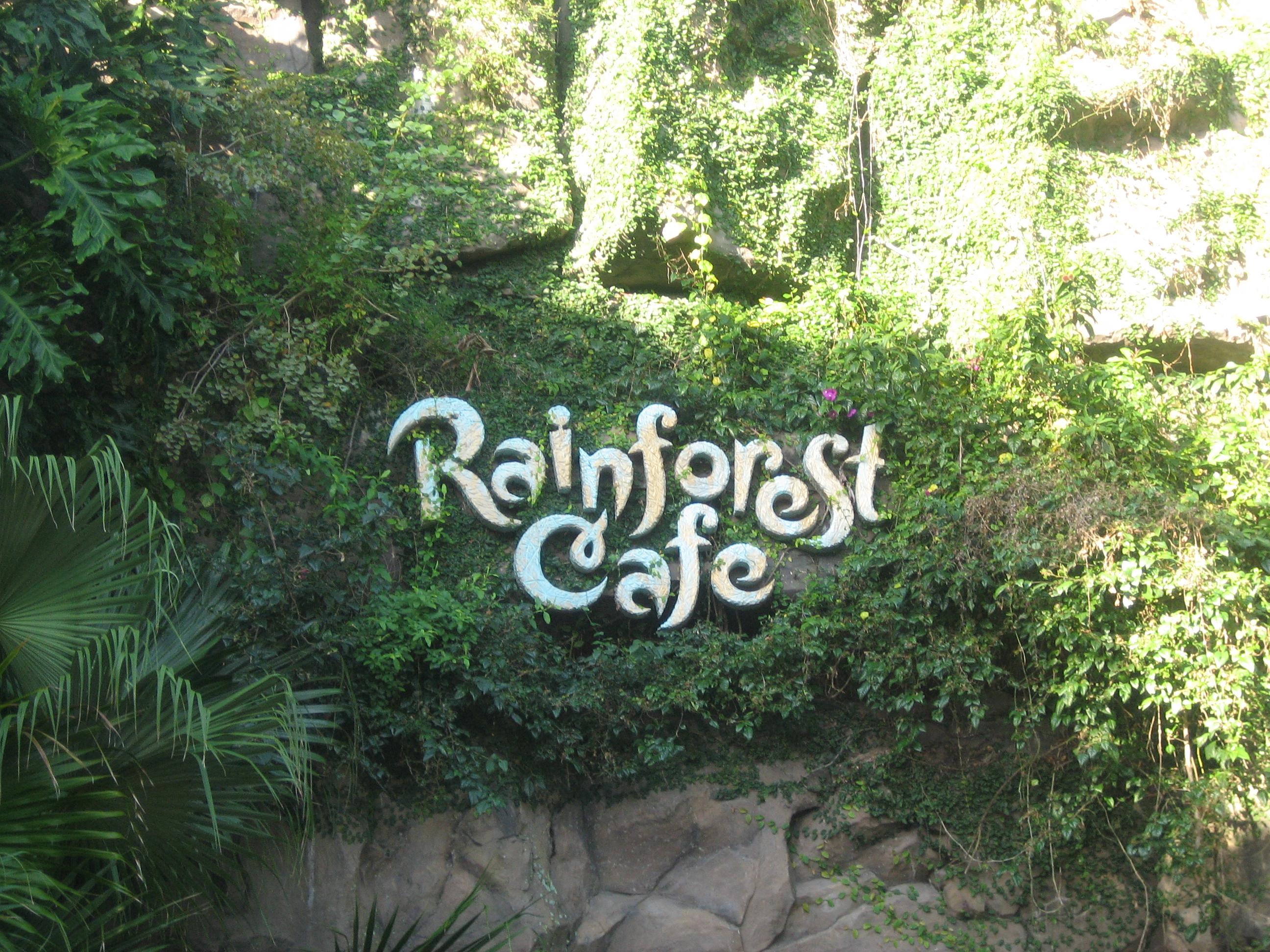 Rainforest Cafe - Wikipedia