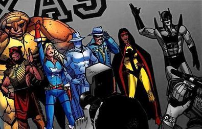 Rangers (comics) - Wikipedia