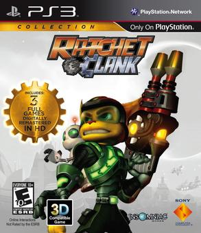 Ratchet Clank Collection Wikipedia