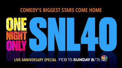 Saturday Night Live 40th Anniversary Special - Wikipedia