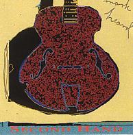 <i>Second Hand</i> (album) 1991 studio album by Mark Heard