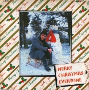 Merry Christmas Everyone single by Shakin Stevens