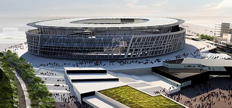 3bc7c612c47d0 Stadio della Roma - Wikipedia