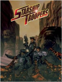 Starship Troopers (Role-Playing Game) Cover Art.JPG