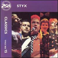 <i>Styx Classics Volume 15</i> 1987 greatest hits album by Styx