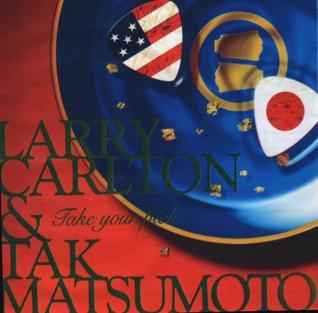 <i>Take Your Pick</i> (album) 2010 studio album by Larry Carlton