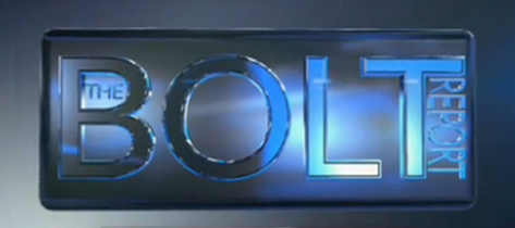 Picture of a TV show: The Bolt Report