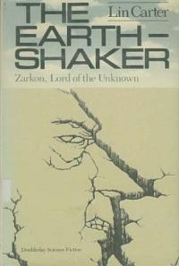 <i>The Earth-Shaker</i> Science fiction novel