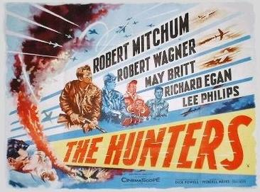 The Hunters (1958).JPG
