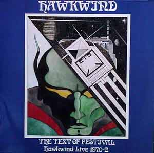 <i>The Text of Festival</i> 1983 compilation album by Hawkwind