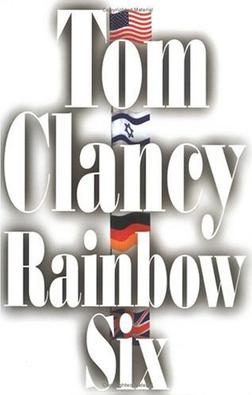 tom clancy rainbow six book operators