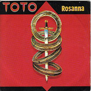 Rosanna (song) 1982 Toto song