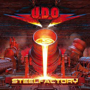 <i>Steelfactory</i> 2018 studio album by U.D.O.